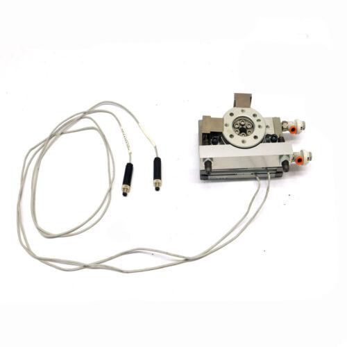SMC MSQA30L3-XN Pneumatic Rack /& Pinion Style Rotary Actuator Table 0.1-0.7 MPa