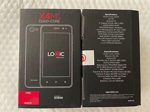 LOGIC X4M LITE UNLOCKED Android Smart Phone Dual Sim,