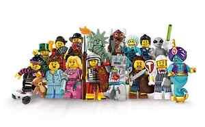 Lego Minifigures  serie 6 (8827) - Choose Your Figure - Au choix