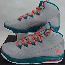 item 5 New Youth 7.5 7.5Y NIKE Air Jordan Deluxe GG Grey Emerald Shoes  95  807714-007 -New Youth 7.5 7.5Y NIKE Air Jordan Deluxe GG Grey Emerald Shoes   95 ... 89c84f725