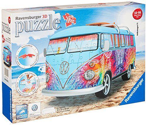 Ravensburger 3D Puzzle 12527 Volkswagen T1 Indian Summer