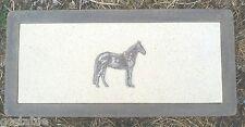 "gostatue horse bench top plastc mold concrete 3/16 th"" plastic mould"