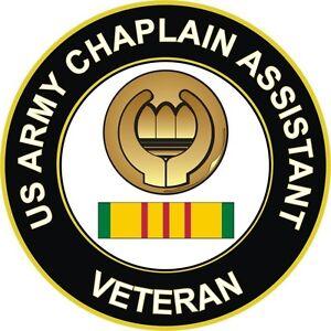 Army-Chaplain-Assistant-Vietnam-Veteran-5-5-034-Window-Sticker-Decal