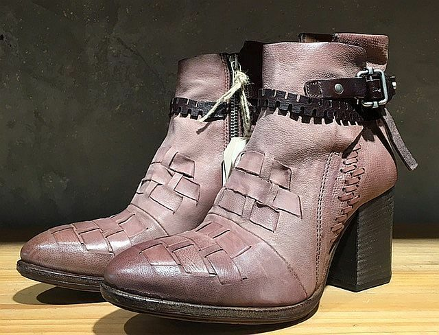 A.S.98 AS98 Airstep Mjus Stiefelette Stiefel Stiefel  GRUNGE TDM GRUNGE  936206