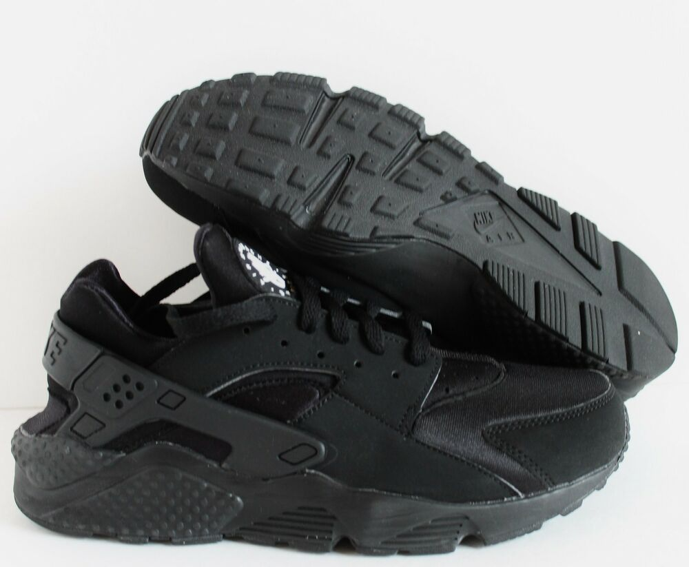 NIKE MEN AIR HUARACHE RUN Noir-Blanc Homme Homme Homme  Chaussures de sport pour hommes et femmes 279b73