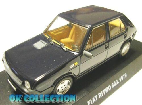 1:43 Carabinieri // Police 23 1979 /_dark blue color FIAT RITMO 60//L