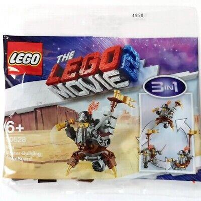 Mini Master-Building MetalBeard/' 30528 Polybag BNIP Lego Movie 2