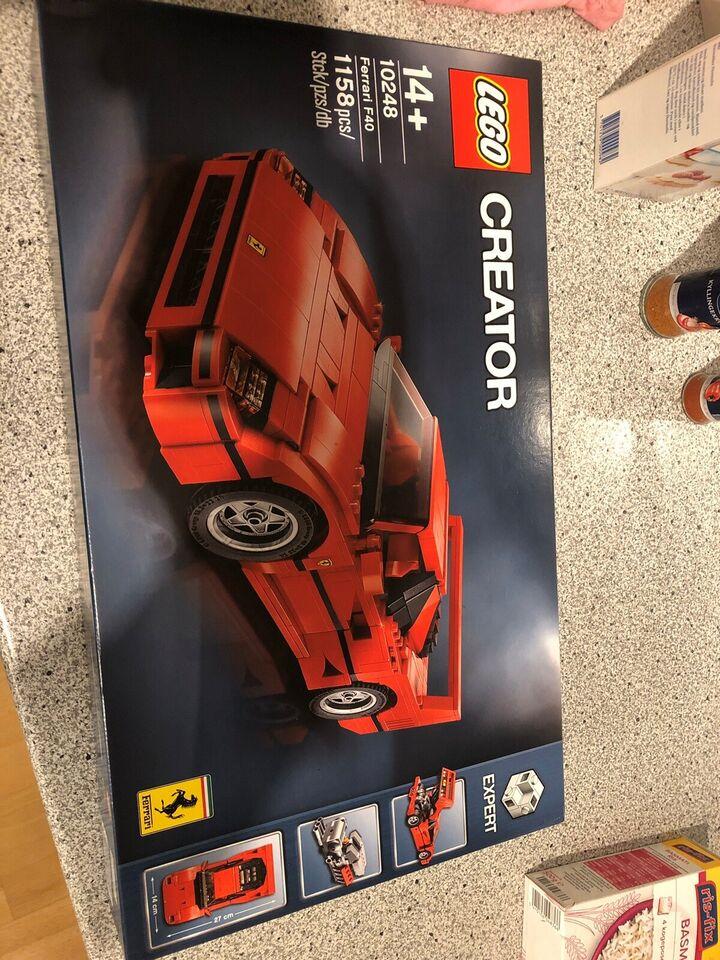 Lego Creator, Ferrari F40 10248