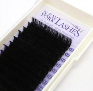 72e534282dd NYLashes EASY FAN MEGA VOLUME LASHES D curl 0.07 mix 13-20mm   eBay