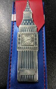 Big Ben Shaped coin 2016 British Virgin Islands $1 Elizabeth Tower