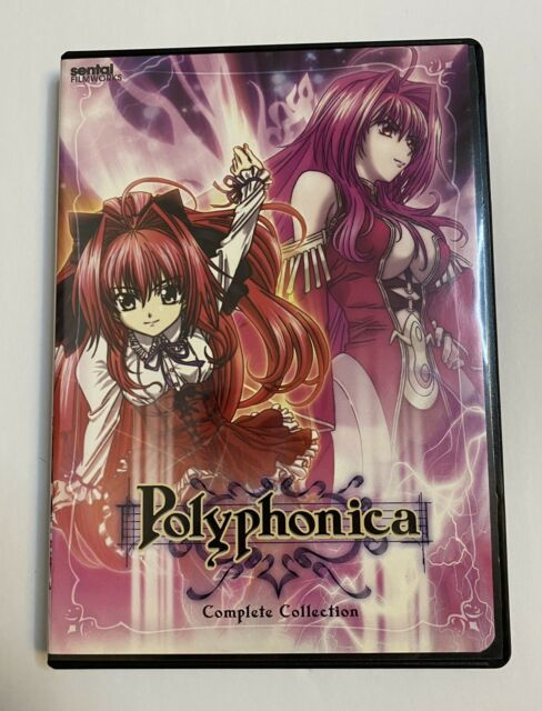 Polyphonica Complete Collection - DVD🇨🇦🇨🇦