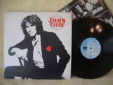 Julien Clerc, A Mon Age Et A L'Heure Qu'Il est, 1976 Pathe Records 2 C 068-14363