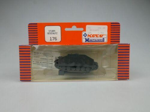 Roco 1//87 h0 denominó 176 Wehrmacht Minitanks tanque militar w//box 112891