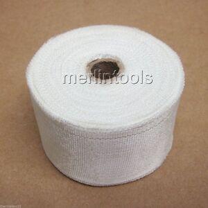 "Fiberglass Cloth Tape E-Glass 2"" wide  (50mm x 25m) Fiber Plain Weave"