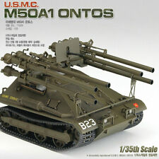 [Academy] #13218 1/35 U.S.M.C. M50A1 ONTOS Plastic Model Kit Tank