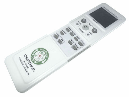 K-1038E 1000 in 1 Universal Air Conditioner A//C Remote Control