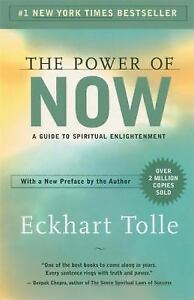 New-The-Power-of-Now-A-Guide-to-Spiritual-Enlightenment-Eckhart-Tolle-Book