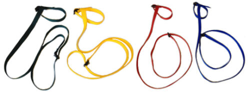 "Dog Leash // Training // Strap Load: 300 lb Strength 900 lb 1/"" wide 6/' long"
