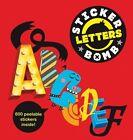 Stickerbomb Letters von Studio Rarekwai (2012, Taschenbuch)