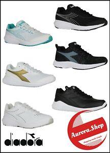 DIADORA scarpe sneakers casual DONNA palestra running FLAMINGO EAGLE 3 DINAMICA