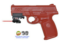 Armalaser Gto For S&w Sw9ve / Sw40ve Red Touch Activated Laser W/ Rail Adapter