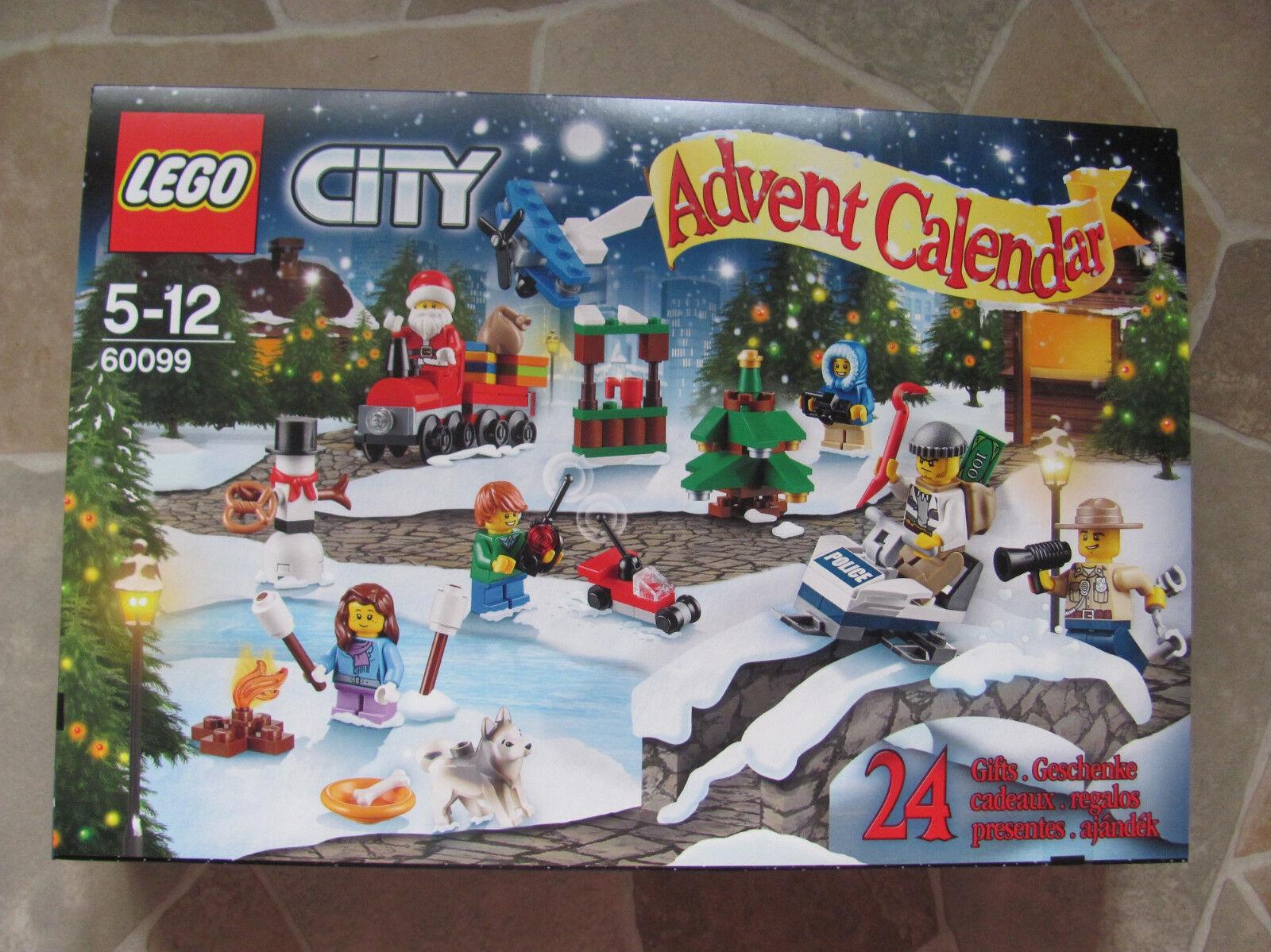 LEGO LEGO LEGO Adventskalender City 60099 v. 2015 Neu & OVP 38150d