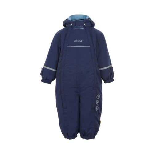 TUTA neve Snowsuit functionwear V celavi Cappuccio Rimovibile TG 74 a 104