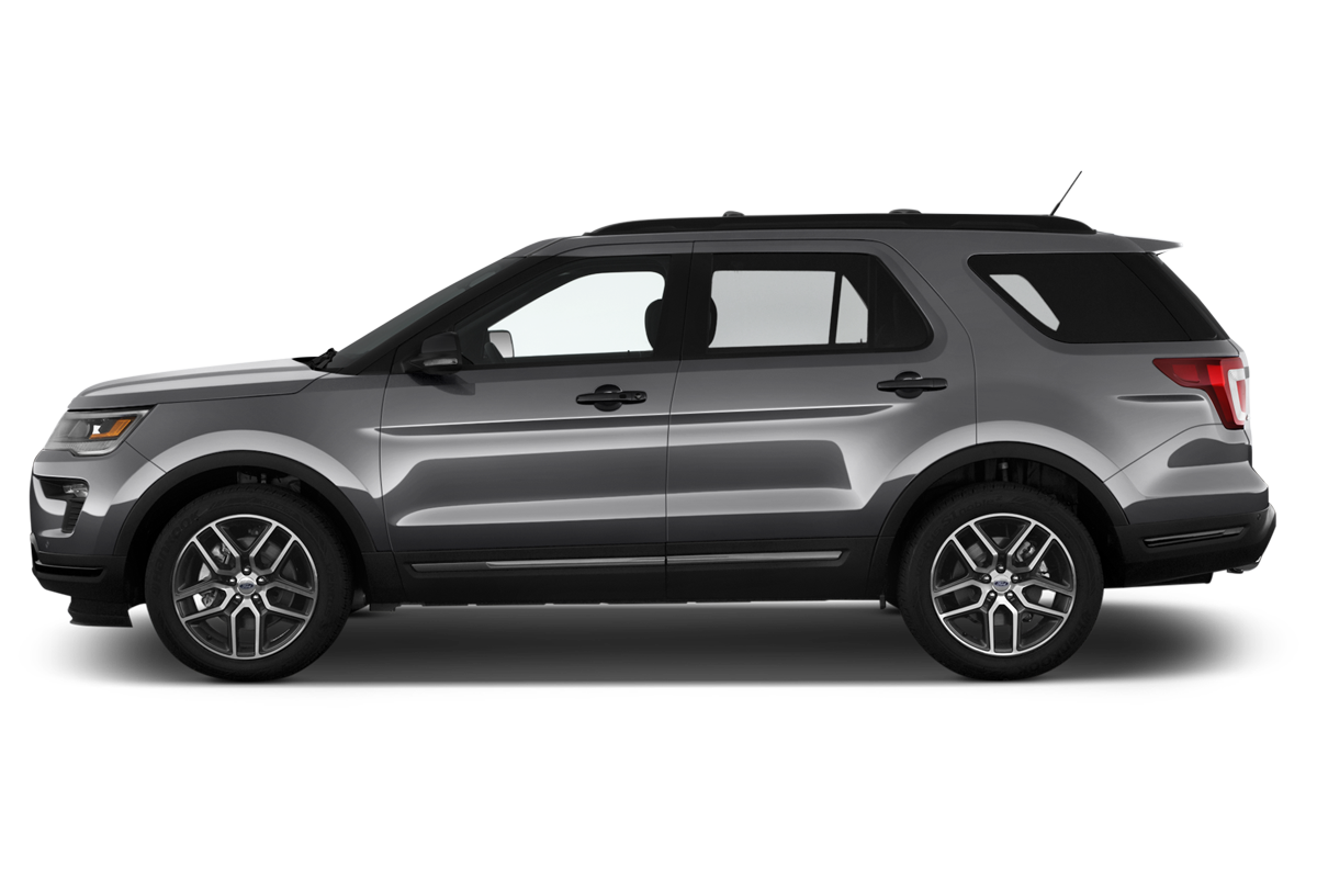 Ford Explorer Sport side view