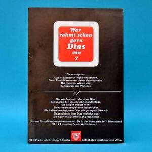 VEB-Presswerk-Ottendorf-Okrilla-BT-Zittau-l-DDR-um-1970-Prospekt-Werbung-B