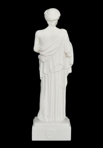 Details about  /Pythagoras small Alabaster Statue Mathematician Philosopher Pythagorean