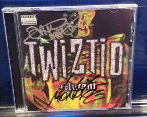 Twiztid - Mutant CD 2016 MNE insane clown posse blaze ya dead homie signed icp