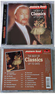 JAMES-LAST-Best-Of-Classics-Up-To-Date-1998-Polydor-CD-TOP