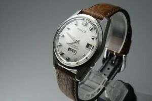 Vintage-1966-JAPAN-SEIKO-SEIKOMATIC-WEEKDATER-6206-8130-26Jewels-Automatic