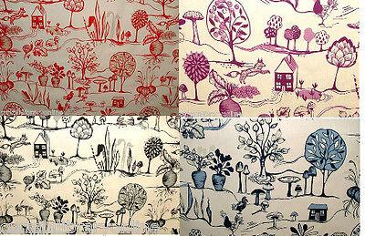 Prestigious Allotment Designer Curtain Upholstery Designer Fabric £9.99