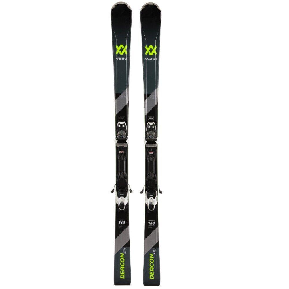 2020 Volkl Deacon  XTD Ski w  vMotion 11 GW Bindings  sell like hot cakes