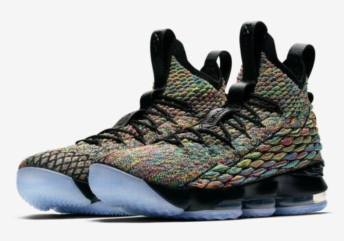 5 Nike 44 9 Lebron 5 Eur Four nero Xv Multicolore 897648 'Size Horsemen 901 FBqYB1Hw