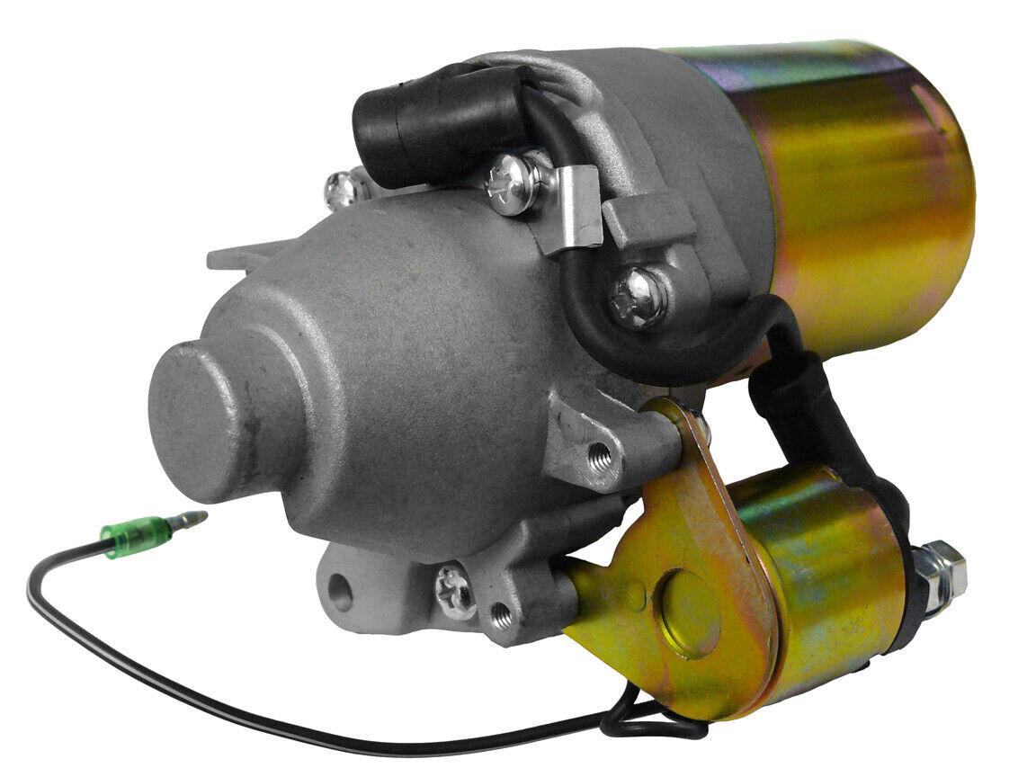 Motor de arranque original no se ajusta a Honda GX140