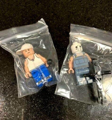 Eminem SSLP 20th Anniversary LEGO Minifig Figure Bundle In Hand FREE SHIPPING