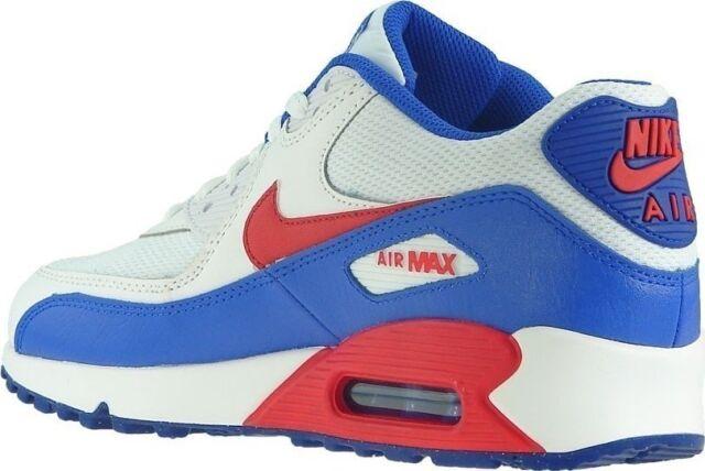 Nike Air Max 90 Mesh Damen Sneaker 38.5 WEISS