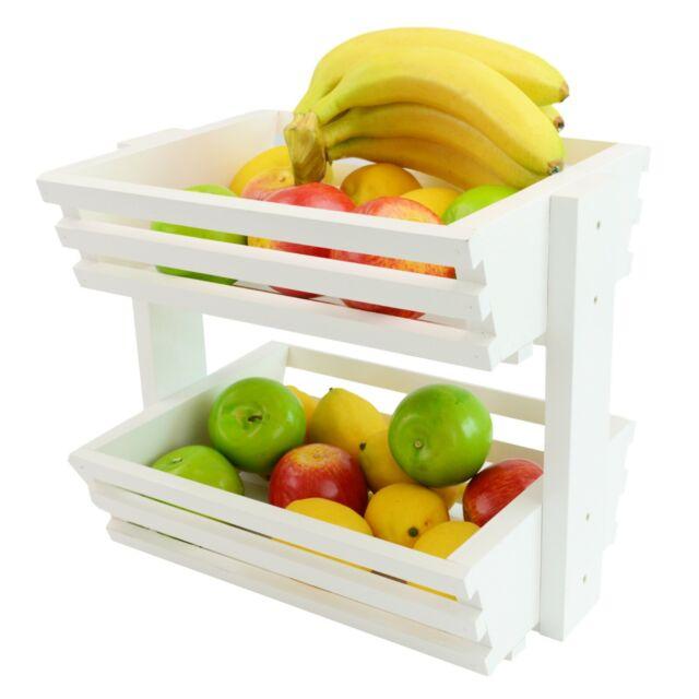 Vegetable Fruit Food Storage Rack