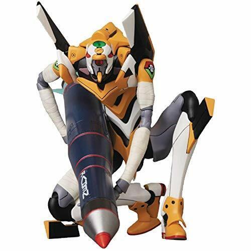 MAFEX No.098 Evangelion Unit 00 Zero Kai 190mm azione cifra w Tracre nuovo