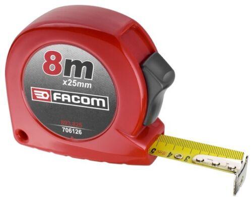 Facom 893 ABS body 8M Tape Measure 893.825