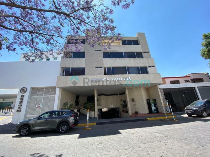Consultorio en renta en Arista cerca al centro