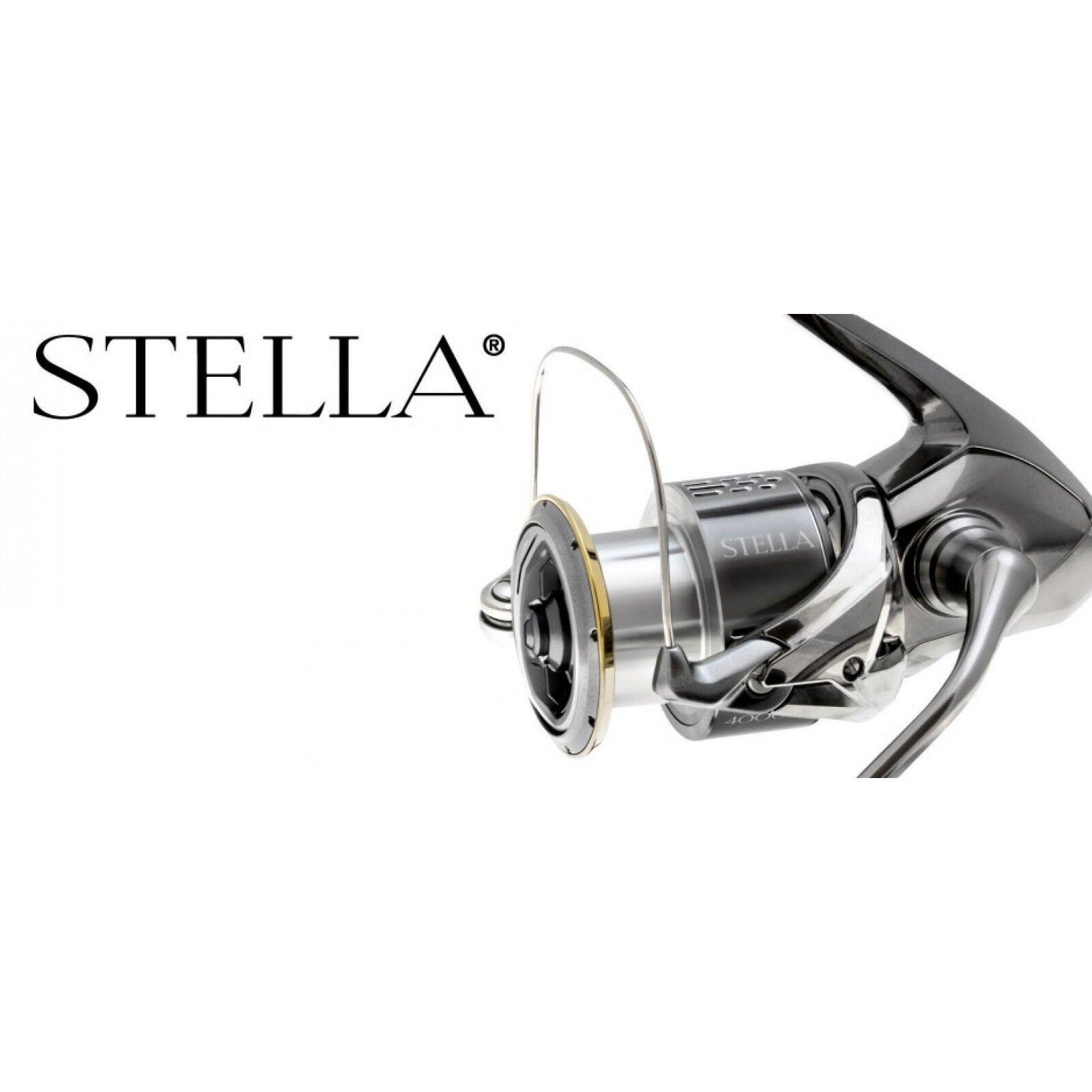 MULINELLO SHIMANO STELLA 4000 XG FJ  POWER PRO D.0,15 MT 275