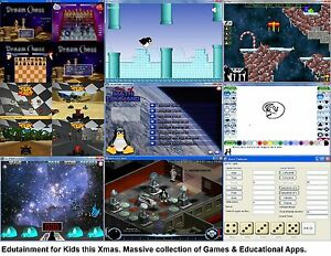 Kids-pc-games-learning-software-great-collection-arcade-retro-educational-safe