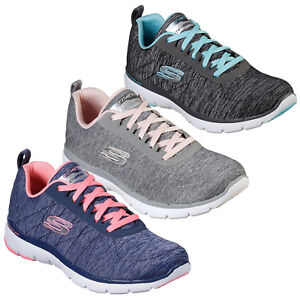 Skech knit Skechers air cooled memory foam shoes