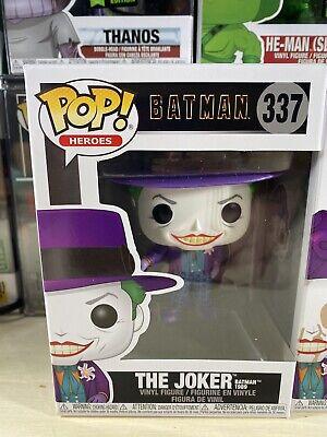 BATMAN 1989 il JOKER #337 #Batman #TheJoker #Joker #1989 Funko Pop Heroes