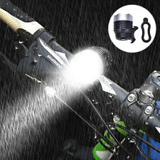 Multi-function Charge LED Bicycle Bike Light Front Cycling Light Head lamp Best