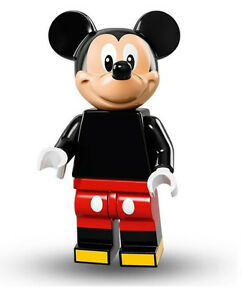 LEGO-DISNEY-MICKEY-MOUSE-MINIFIG-collectible-minifigures-71012-series-NEW-figure