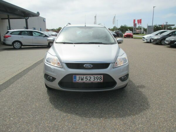 Ford Focus 1,6 TDCi 109 Trend Collection stc. - billede 5